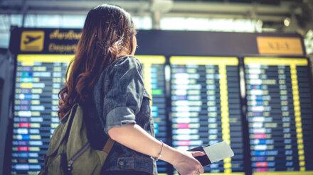 Ausgleichsleistung für Flugverspätung