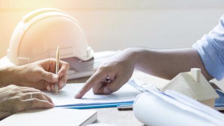 Unwirksame Klausel im Bauträgervertrag